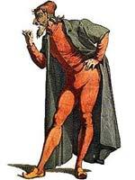 Pantalone, personnage de la commedia dell'arte